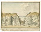 Gapway 3 miles from Margate Watercoliur ca 1785 | Margate History